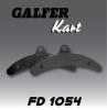 Galfer zavorna obloga- karting