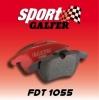 Galfer zavorne ploščice- sport